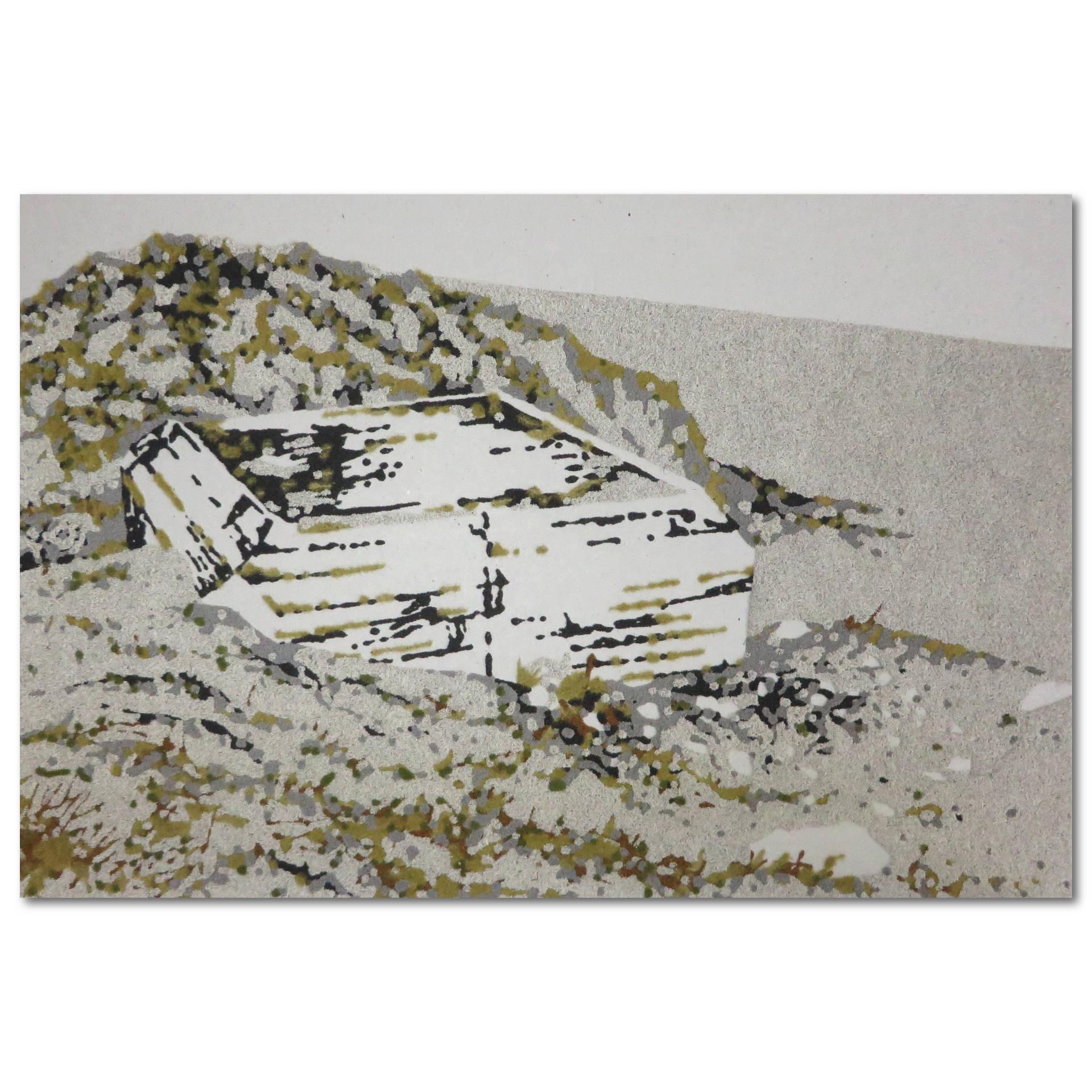 Plage du Terminus 40 dessin aux flocages par Marie Havel_3